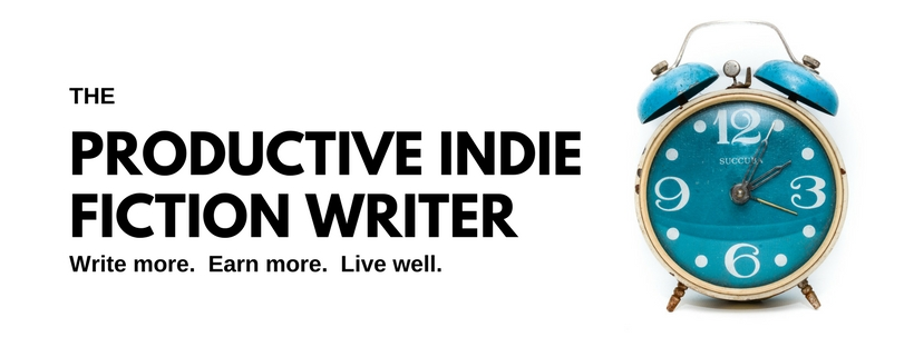 The Productive Indie Fiction Writer Logo