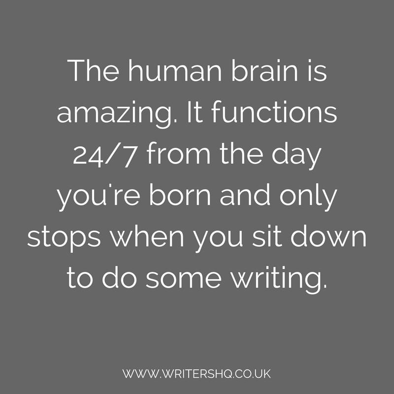 The Writer's Brain