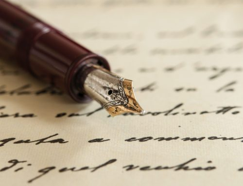 Pen Names – a Practical Perspective.